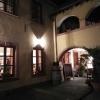 Innenhof und Arkaden