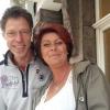 meine Freundin und Martin Schneider