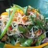 Vegetarische Glasnudelsalat