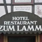 Foto zu Hotel Restaurant zum Lamm: