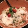 Zur Tafelrunde - Spaghetti mit Garnelen