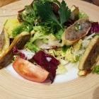 Foto zu Mauganeschtle: Salat mit Maultaschen, 07.12.18
