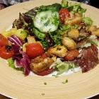 Foto zu Mauganeschtle: Salat mit Champignons, 07.12.18