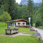 Foto zu Hammersbacher Hütte · Berghotel Haus Hammersbach: