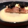 Eismeerforelle / Buttermilch / Haselnuss / Kaviar von der Rhön