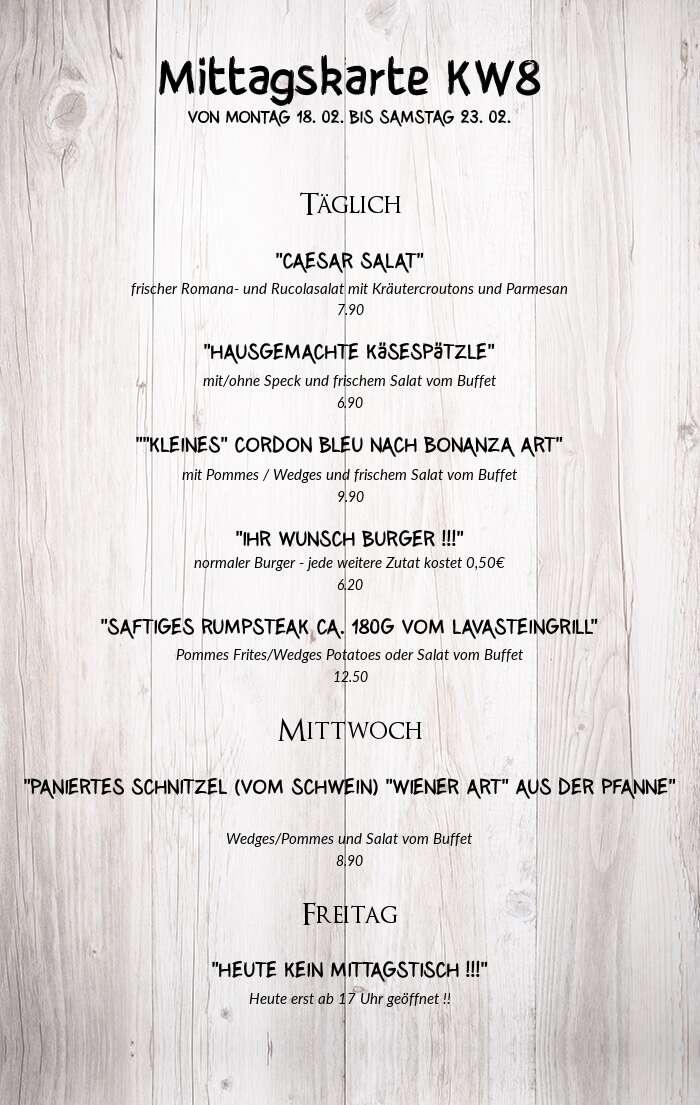 Bild zur Nachricht von Bonanza Steakhouse - Im Roten Ochsen Aalen