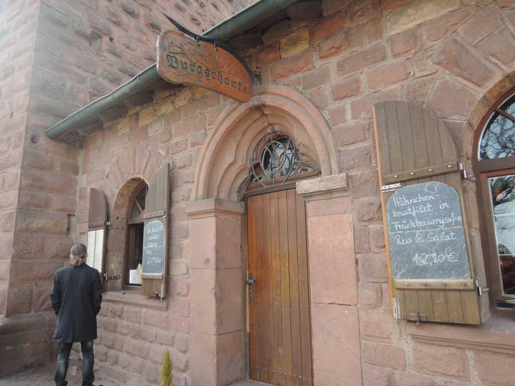 Burgschänke-Burg Landeck Restaurant in 76889 Klingenmünster