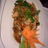 Thai-Gemüse mit Huhn in Erdnuss-Soße - Pad Medmamuang (weniger scharf) [H 13] für 11,70 €