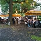 Foto zu Biergarten im Hofgarten Dillenburg: