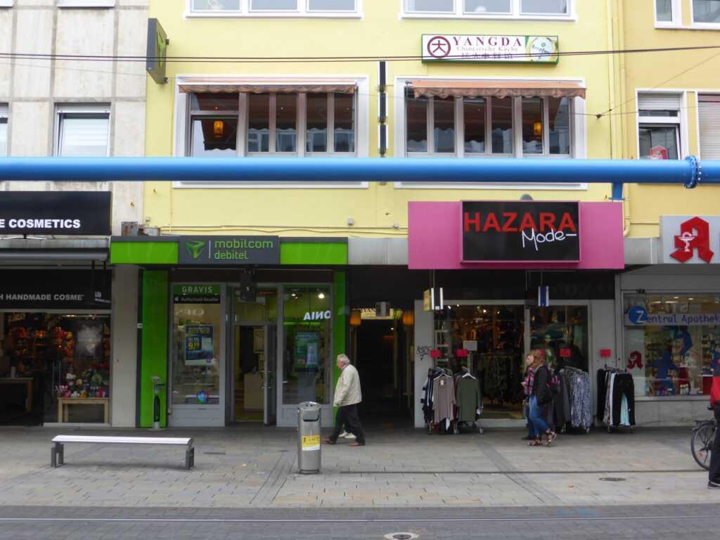 Karlsruhe Restaurant Innenstadt
