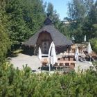 Foto zu Waldhotel Felschbachhof: Finnhütte