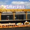 Neu bei GastroGuide: Gina's Diner - Burger Boxx