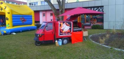 Fotoalbum: Mende-BabyGrillmobil