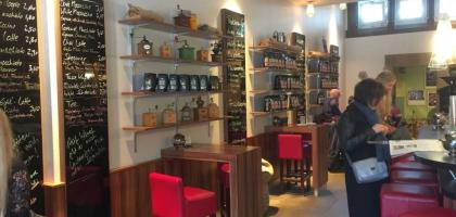Bild von Die Bohne - Kaffeerösterei