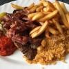 Balkan-Grill-Teller (13,90 €).