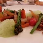 Foto zu Restaurant Weinhaus Uhle: Topinambur, Knollenziest, Wilder Brokkoli