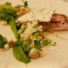 Foto zu Restaurant Weinhaus Uhle: Heilbutt mit Sesambruch