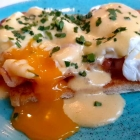 Foto zu Weinhaus Uhle · Gourmetrestaurant: Never change a winning team: Start in den Tag mit Eggs Benedict