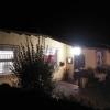 Außenansicht (am Abend)