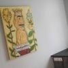 Kunst im Flur (oben)