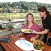 Neu bei GastroGuide: Wehlener Elbpegel