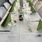 Foto zu B&S Lounge: Tischdeko