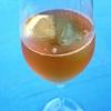 alkoholfreier Apfel-Quitten-Secco
