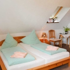 Foto zu Pension zum Kunthandwerkerhaus: Doppelzimmer Clara