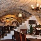 Foto zu Pension zum Kunthandwerkerhaus: Gewölberestaurant - Kellerbar