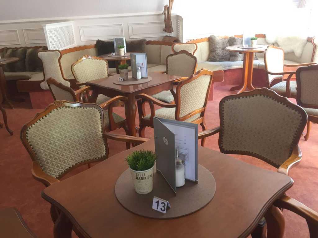 Cafe Bistro In Bad Lippspringe