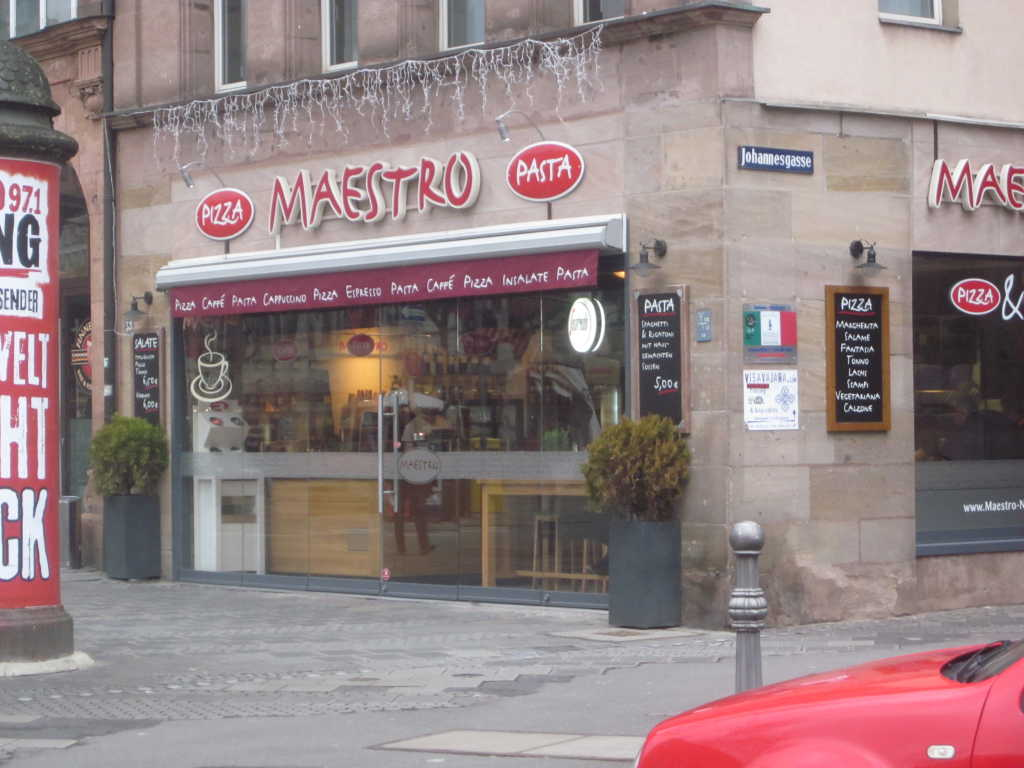 maestro restaurant in 90402 n rnberg. Black Bedroom Furniture Sets. Home Design Ideas