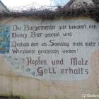 Foto zu Brauhaus Ehrstein: ...auch ein Motto...