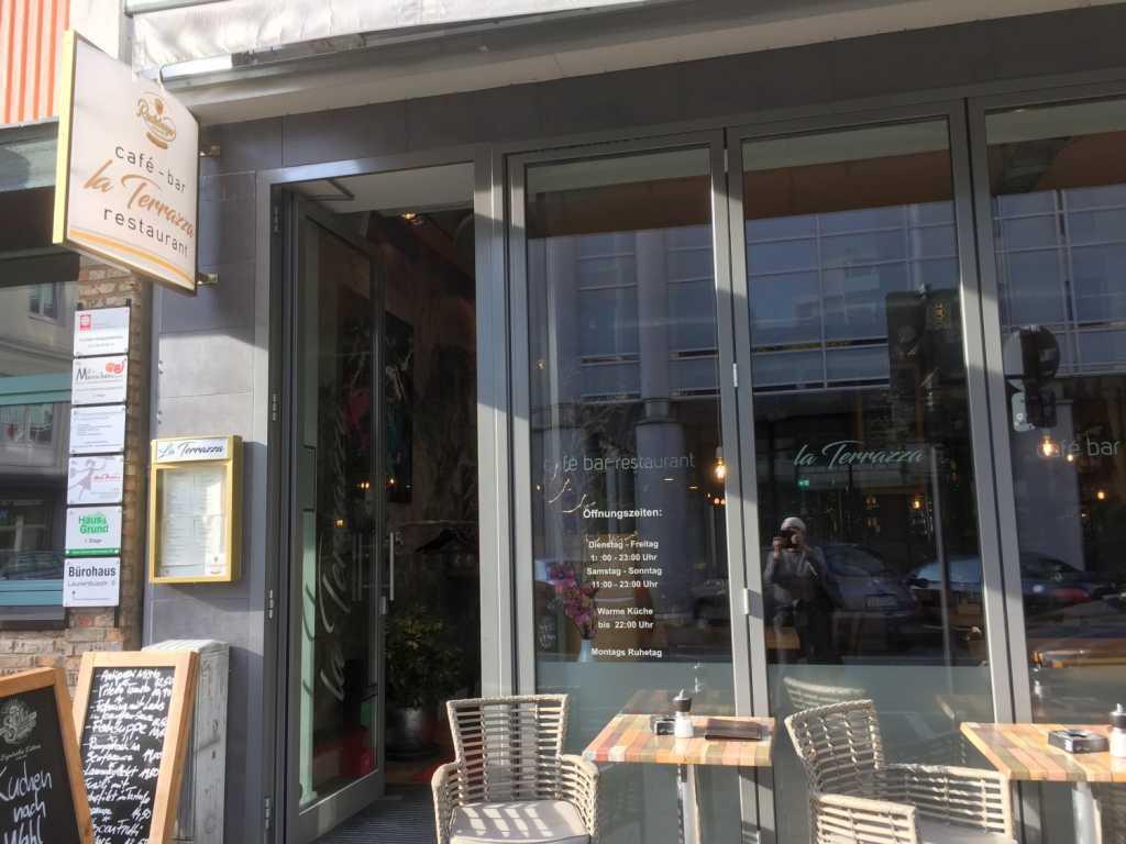 Ristorante La Terrazza Restaurant, Bar in 42103 Wuppertal (Elberfeld)