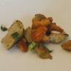 Arischocken-Pfifferlinge-Gemüse