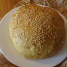 Foto zu Stivie Cuisine: Sesam-Fladenbrot