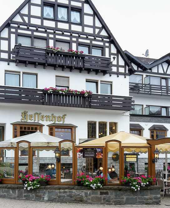 Hotel Hessenhof Bewertung