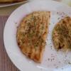 Pita mit Knoblauch