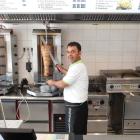 Foto zu Berger Kebab Haus: Ahmet und seine Dönerspieße