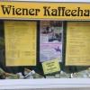 Wiener Kaffehaus Aushang Juli 2017