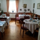 Foto zu Klostercafe Hugeburg: Historische Stube