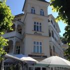 Foto zu Villa Sonneck ·  Gran Café Italia: Gran Cafe Italia im Juli 2017