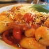 Gnocchi mit Salsiccia, Artischocken und Büffelmozzarella