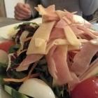 Foto zu La Vigna im Weingut Marienhof: Der Italienische Salat mit dem Gigantendressing