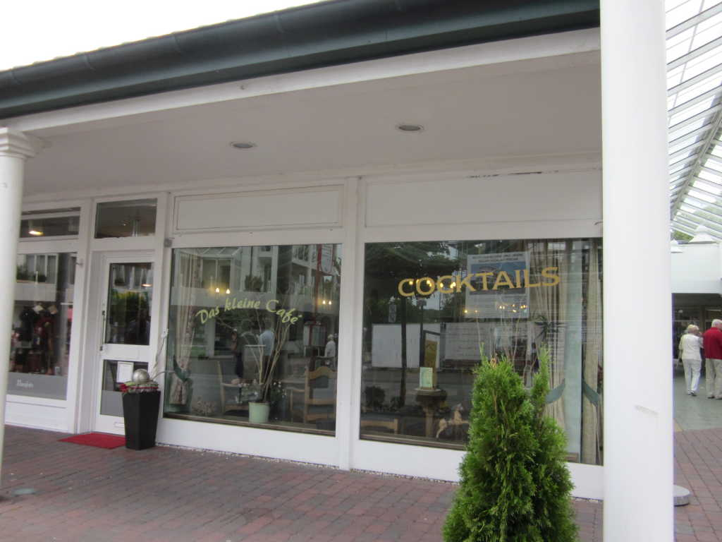 Das Kleine Cafe Bad Rothenfelde