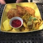 Foto zu Seehaus Schreyegg: Wiener Schnitzel