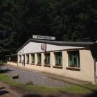 Foto zu Restaurant am Königsstuhl: Restaurant am Königsstuhl im Juli 2017