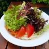 Beilagensalat zu den Käsespätzle