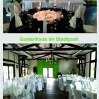 Foto zu Magdeburger Gastro Conzept GmbH: Hochzeit im Gartenhaus