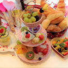 Foto zu Kunterbunt Familiencafé:
