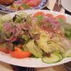 Salatbilage zum Tapasteller